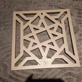 雕刻镂空铝单板厂家直销定制规格铝窗花雕花造型