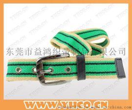供应SP线腰带 涤线腰带 棉线腰带 编织腰带 印刷腰带 涤纶腰带