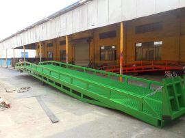 济南力卓供应移动式卸货设备 汽车围板 移动液压登车桥