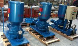 HB-P规格的电动润滑泵、电动干油润滑泵、高压油脂泵  QQ  2968755026