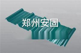 塑钢瓦厂家直销,PVC塑钢瓦工程效果图