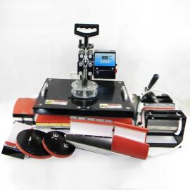 DIYT恤制作热转印机,热转印烫画机