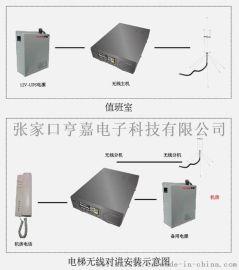 天津无线电梯五方对讲系统|无线电梯三方通话系统专家