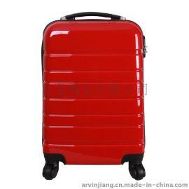 巨龙箱包pc020 红色20寸拉杆箱行李箱商务箱登机箱定做