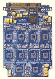 鸿秦科技 国产主控SATA接口 军工级固态硬盘