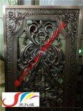 青古铜铝屏风,原色艺术雕刻铝屏风,红古铜浮雕铝屏风,仿古铜雕花铝屏风