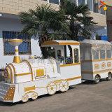 大象无轨小火车 公园电动火车游乐设备生产厂家