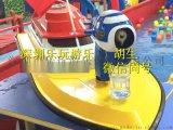 水上遊樂設施 首選深圳樂玩水上闖關趣味遙控船