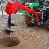 拖拉機懸掛挖坑機   挖坑機打眼機