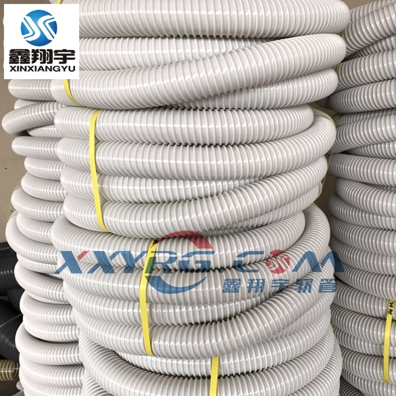 PVC排水管磨床工业吸尘管/排风管/排水管