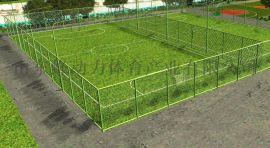 山东蜂动力体育器材厂家供应笼式足球场围网