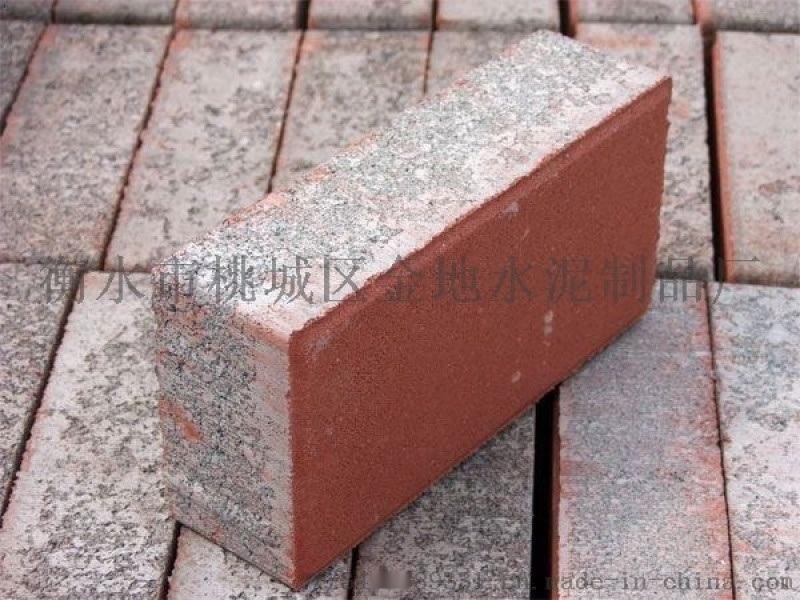 河北省衡水市乾元建材水泥便道磚