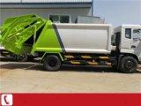 5吨垃圾压缩车能装多少桶垃圾