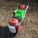 新款汽油鏈軌式耘播機手扶式農用中耕機果園除草耘地機