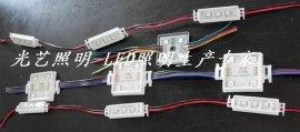 贴片LED发光模组(3528三灯,5050四灯)