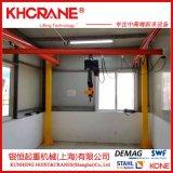 專業研發-定製可伸縮單樑起重機/KBK小型懸掛起重機輸送物料方便