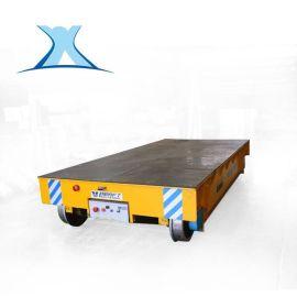 厂家直销 蓄电池轨道 电动遥控平车 搬运电镀机械 轨道平板车