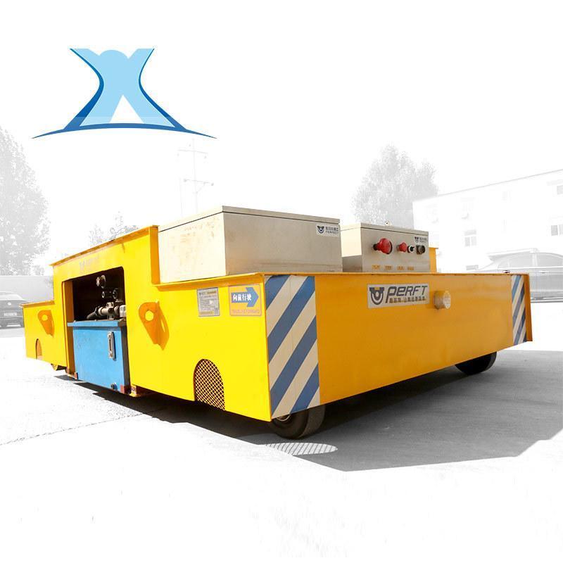 10t無軌道電動平車機械設備搬運無軌電動平車工廠運輸機器人