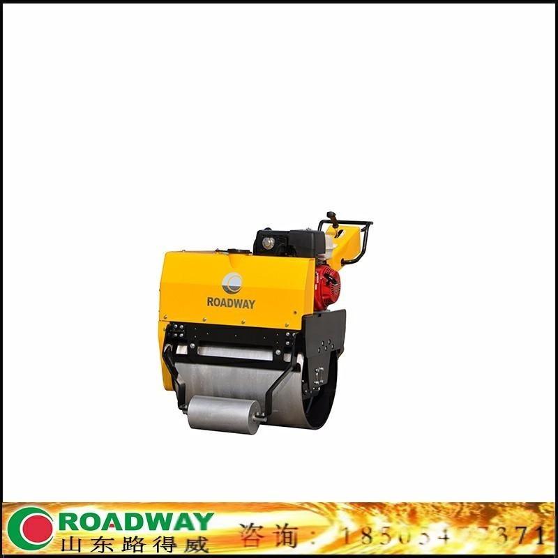 ROADWAY壓路機RWYL24C小型駕駛式手扶式壓路機廠家供應液壓光輪振動壓路機一年包換寧夏