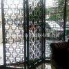 汕头酒店工程 定做不锈钢屏风 中式不锈钢花格