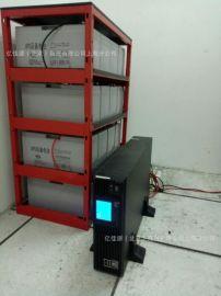 艾默生(EMERSON)UHA3R-0200L 20KVA/18KW 机架式UPS不间断电源