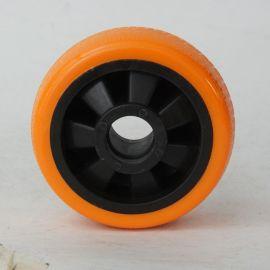 廠家批發4寸5寸6寸8寸雙軸承單輪腳輪  耐磨平板車手推車輪子批發
