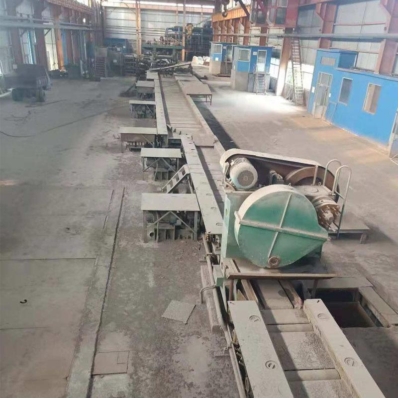回收转让650型带钢生产线一套