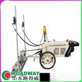 1两轮行走小轮支撑手扶激光混凝土整平机混凝土振动器RWJP21
