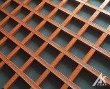 鋁格柵天花 三角鋁格柵 鋁格柵廠家 鋁格柵定製