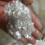 供应优质精选4-6目雪白色云母片 云母岩片