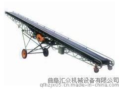 散料装车皮带输送机|移动式装车输送机|圆管式螺旋输送机