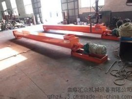 大功率绞龙上料机|水平式圆管提升机|矿用防爆提升机图片