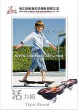 儿童脚踏无助力小精灵板礼品 精美时尚 森宝迪儿童脚踏无助力小精灵板