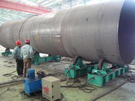 30吨液压组队滚轮架
