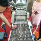厂家直销香酥虾上浆机 面包虾  上浆裹糠机