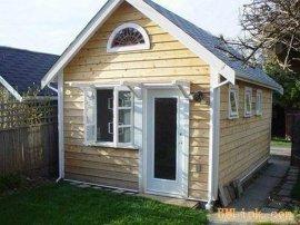 威亚木屋独栋50平方米度假木结构房屋