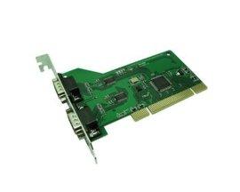 福巴斯FBUS 工业型多串口卡 2串口PCI串口卡FB-102U  杭州汇特科技
