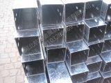 厂家供应金属线槽/镀锌板线槽/不锈钢板线槽