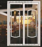 厂家直销 高品质简约玻璃隔断 阳台移门、客厅厨房推拉门玻璃现场测量办公室隔断