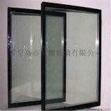 6mmlow-e+12A+6mm白玻鋼化中空玻璃
