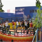 儿童游乐园行业领先 厂家供应迪斯科转盘新型游乐设备
