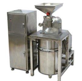 不锈钢除尘打粉机烘干蔬菜打粉机**供应信息