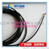 低噪音电缆STYV-1 STYV-2 低噪音电缆厂家 低噪音电缆价格 防震动碳墨测试电缆 压电加速传感器连接线