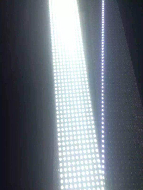 深圳市鑫长昊光电 专业生产LED5730硬灯条 5630高亮灯条 1米72灯 30-35lm