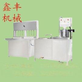 山东全自动豆腐机价格 鑫丰多功能豆腐机生产厂家