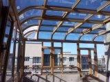 专业的阳光房形状各异,设计新颖