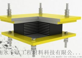 HDR高阻尼隔震橡胶支座加工定做**产品供应