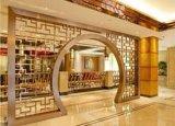 拉萨不锈钢屏风定做,西藏不锈钢加工,酒店不锈钢屏风,