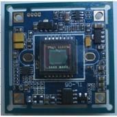 监控摄像机CCD主板