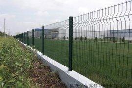 防护栏围栏 铁丝围栏网 外墙护栏网
